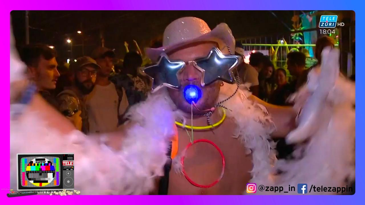 """Preview image for """"Best of Street Parade 2018 by Zappin'"""""""