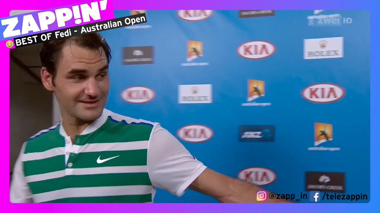"Preview image for ""BEST OF Zappin': Federer - Australian Open Edition"""
