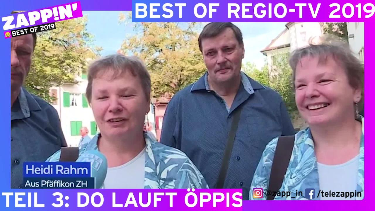 """Preview image for """"Best of Regio-TV 2019 - Teil 3"""""""