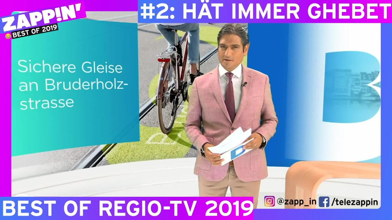 """Preview image for """"Best of Regio-TV 2019 - Teil 2"""""""